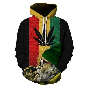 Old Man Rasta Jumper Aussie