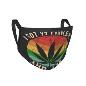 Cheap Cannabis Face Mask Australia