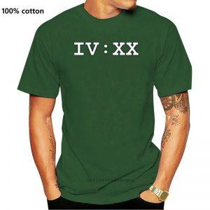 Cannabis Shirt Roman Numerals